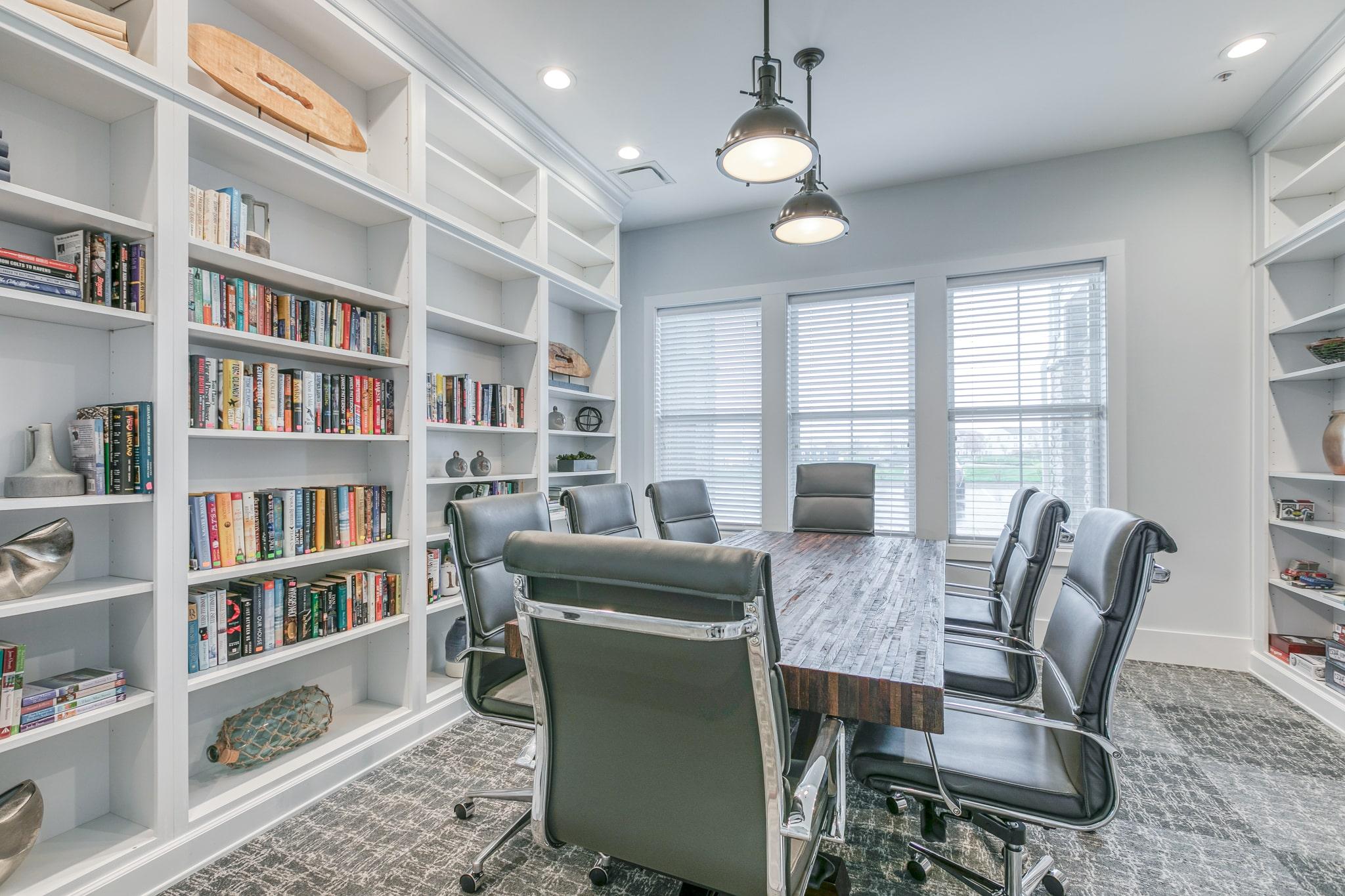 Meeting Room In Bay Bridge Cove Community Center